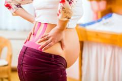 Kinesiotape für Schwangere