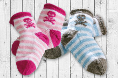 "Kinder-Socken ""Pirat"""