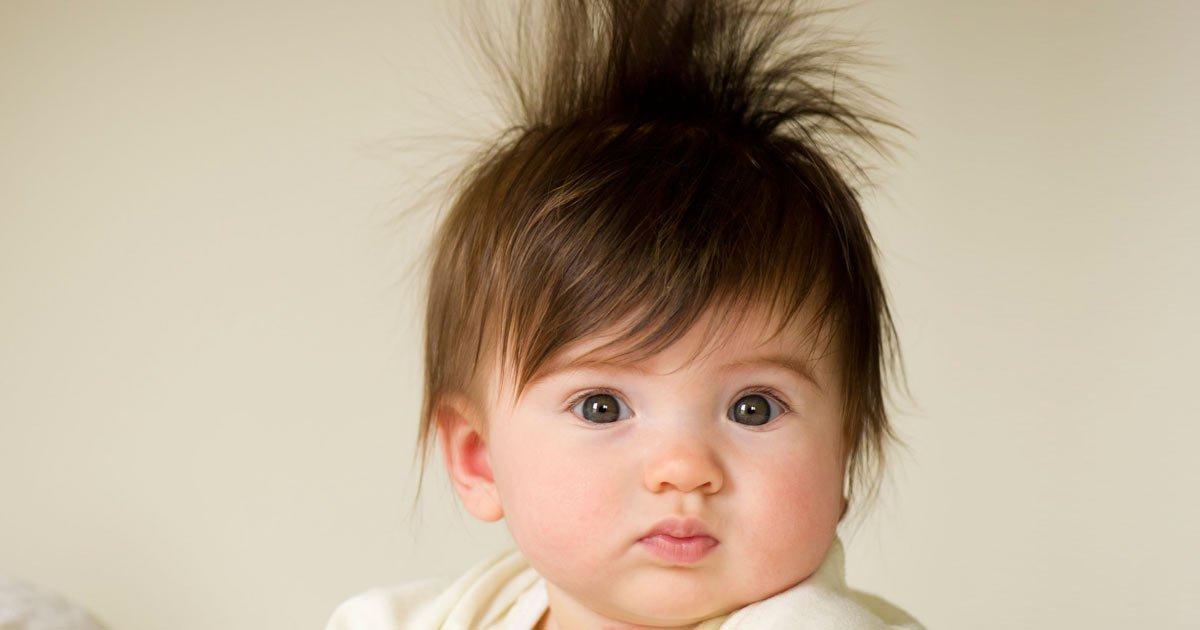 Baby Haare Haarausfall Pflege Und Haarfarbe Familiede