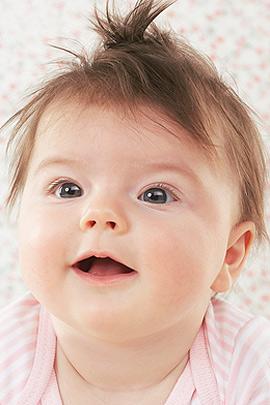 Sehen lernen: Sehfehler beim Baby