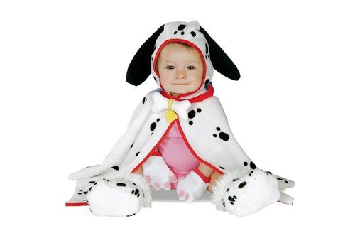 Faschingskostüme fürs Baby: Dalmatiner