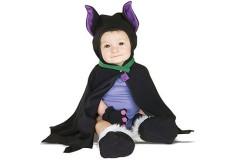 Faschingskostüme für Babys: Fledermaus