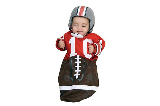 Babykostüm: Footballer