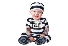 Babykostüm: Häftling