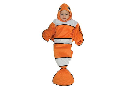 Babykostüm: Nemo