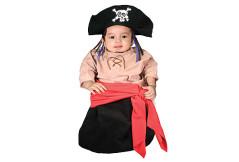 Babykostüm: Pirat