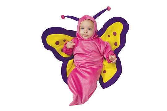 Babykostüm: Schmetterling