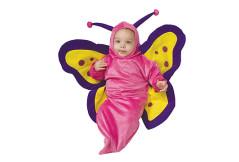 Faschingskostüme für Babys: Schmetterling