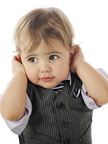 Ohrenschmerzen bei Baby