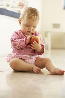 Baby-led Weaning Essen