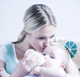 Babyled Weaning Zufüttern