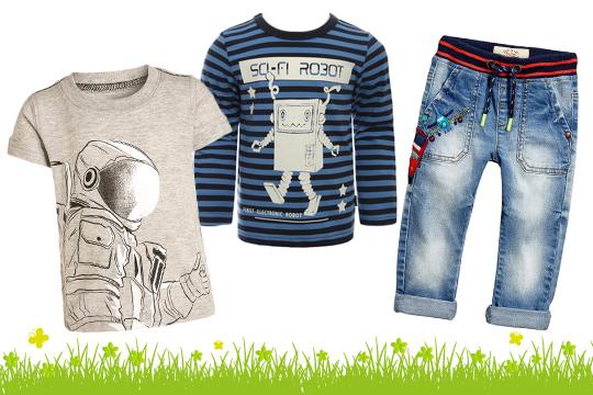 Jeans Relaxed Fit für Jungs von Next