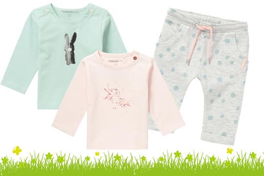 Bequeme Mode für kleine Mädchen