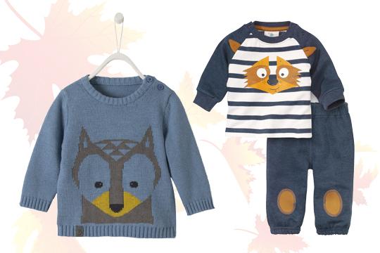 Newborn-Sweatshirt und Jogginghose