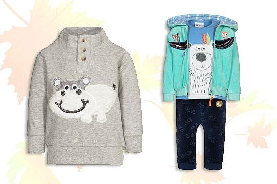 Babymode Herbst 2014: Gelati Baby-Kleidung für Jungen