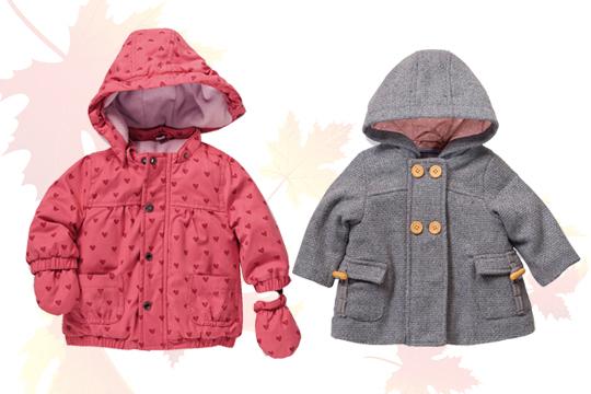 Jacke und Mantel für Mädchen von vertbaudet