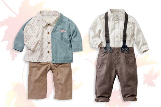 3-teiliges Babyset mit Shirtbody