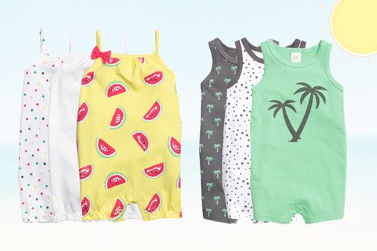 3er-Pack Pyjamas von H&M