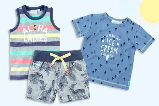 Sommermode für Babys für Freetje