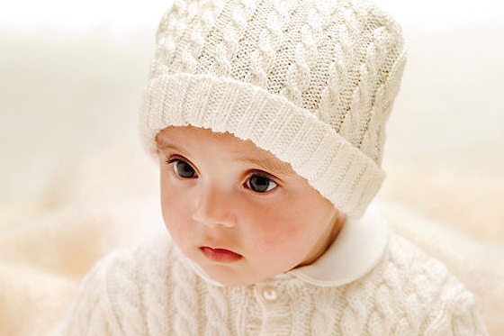 Babymütze Stricken Anleitung Strickschrift Familiede