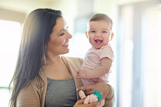 Babys verstehen schon früh erste Worte