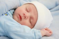 Wie schlafen Babys?