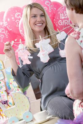 Babyshower: Babyparty für Schwangere