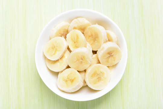 Bananen-Eis: Frozen Banana