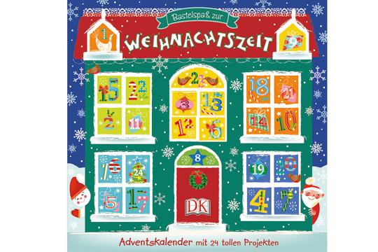 Buchempfehlung: Bastelspaß zur Weihnachtszeit