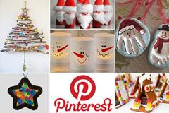 18 Ideen für gebastelte Weihnachtsgeschenke