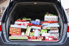 Darf ich meine Schwiegereltern bei den Geschenken bremsen?