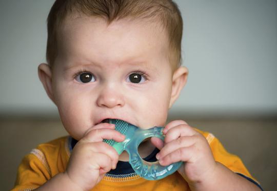 Beißringe für Babys