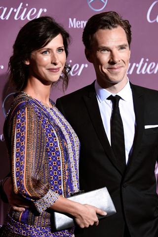 Benedict Cumberbatch wird Vater