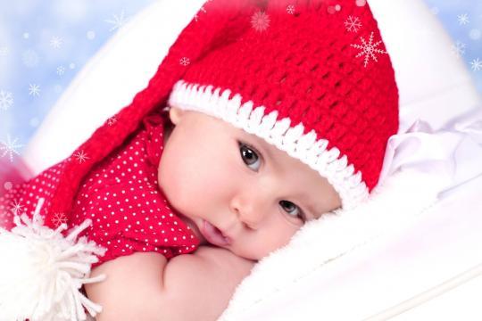 Babyfoto-Wettbewerb November 2014: Lilly