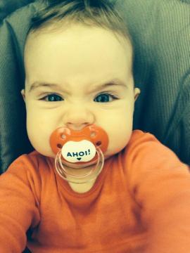 Babyfoto-Wettbewerb November 2014: Maylin