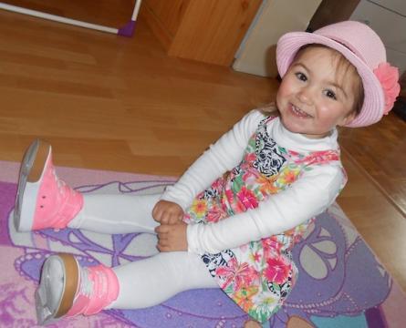 Babyfoto-Wettbewerb April 2015: Mija