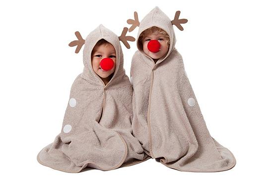 Cuddledeer Handtuch von Cuddledry