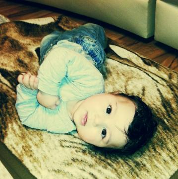 Babyfoto-Wettbewerb Januar 2015: Efe