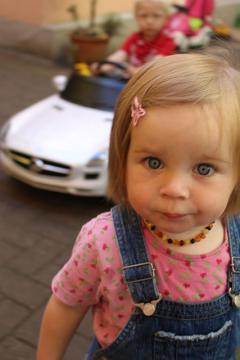 Babyfoto-Wettbewerb Juni 2015: Victoria