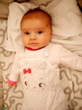 Babyfoto-Wettbewerb Mai 2015: Amilia