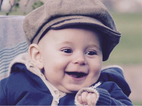 Babyfoto-Wettbewerb Mai 2015: Lias