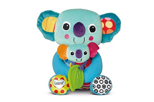 5. Preis: Koalabären von Lamaze