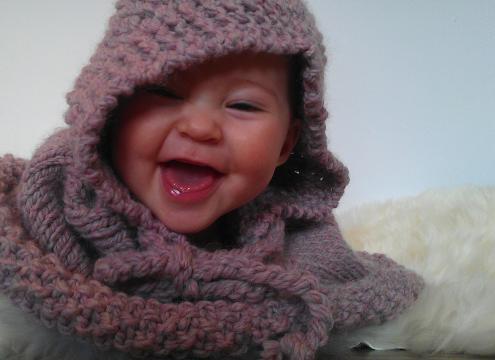 Babyfoto-Wettbewerb September 2014: Maylin