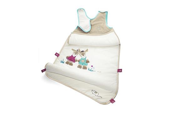 2. Preis: Babyschlafsack von Steiff