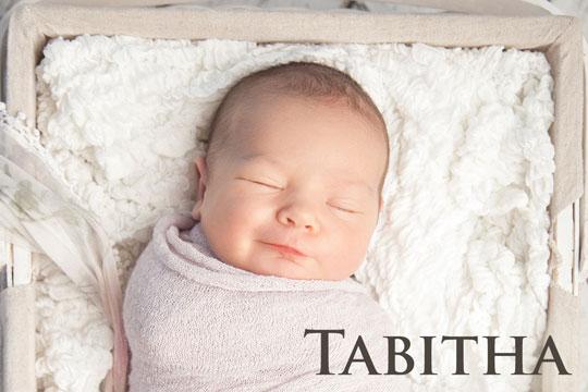 Tabitha: Vorname aus der Bibel