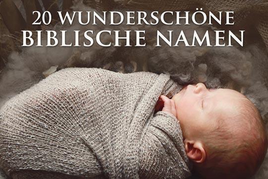 Biblische Namen