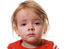 Bindehautentzündung beim Kleinkind
