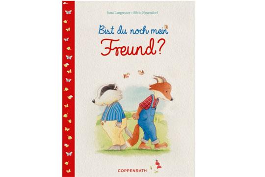 Buchtipp: Bist du noch mein Freund?