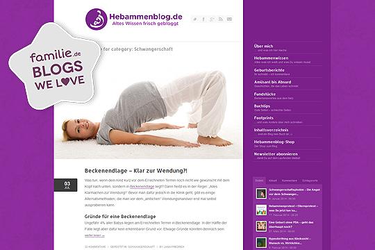 Hebammenblog
