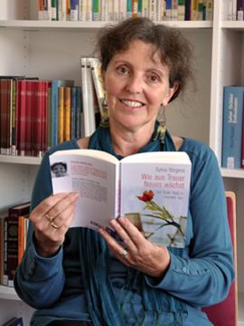 Sylvia Börgens: Trauerbegleiterin